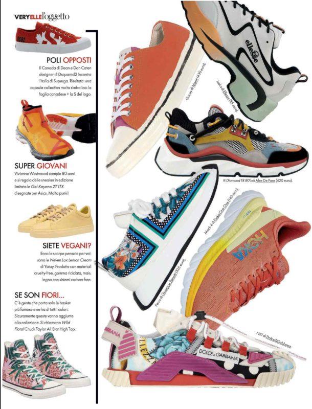 Nice Footwear Ellesse Indus