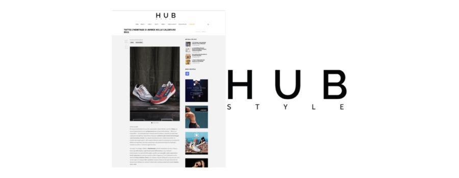 Articolo Avirex NIce Footwear HUB style 12.01.2020