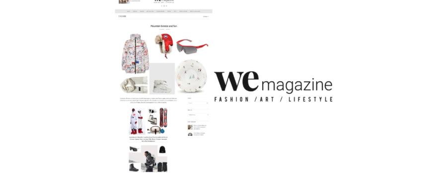 Avirex su We Magazine 19.01.2021